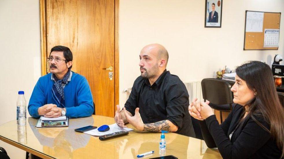 Municipalidad trabaja en Protocolo para Gimnasios y espacios deportivos de la Ciudad