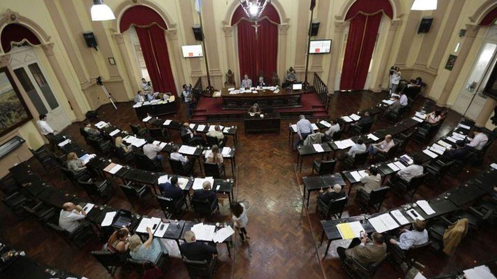 Un empleado de la Legislatura salteña contrajo COVID-19