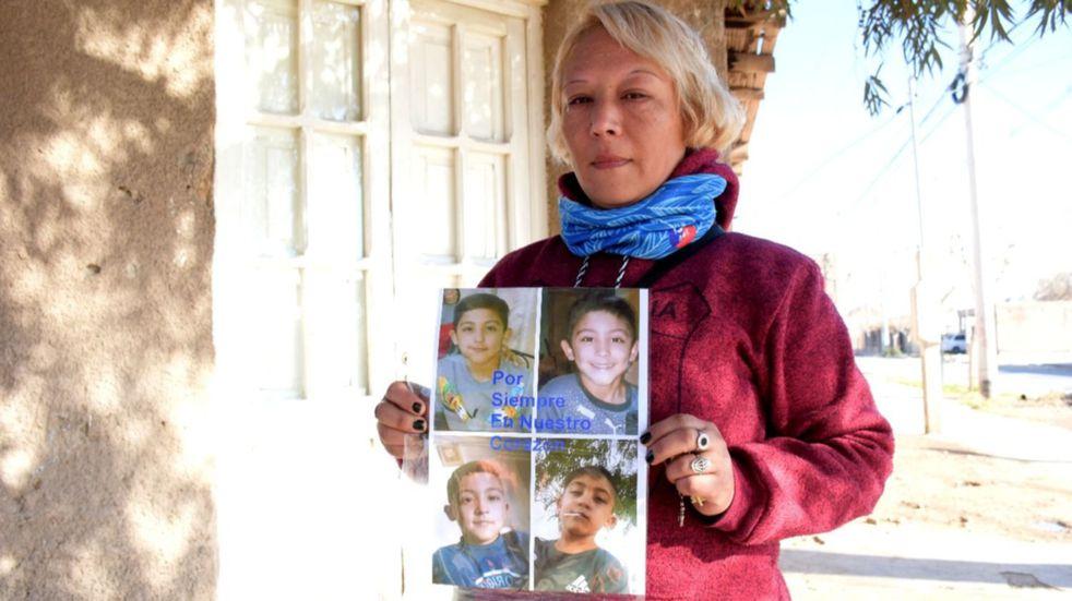 """El dolor de la mamá del niño que murió atropellado en San Juan: """"Pido justicia por él"""""""