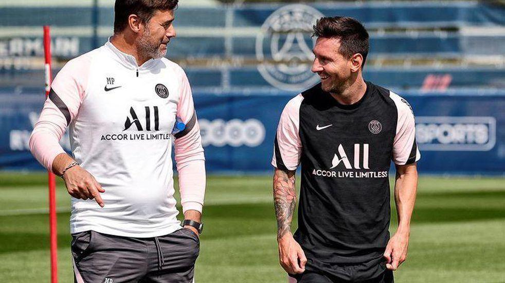 """Pochettino sobre el debut de Messi: """"Veremos cómo está y definiremos si juega"""""""