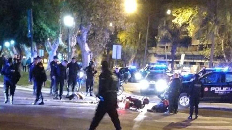 Pidieron prisión perpetua para un policía por un doble homicidio en Rosario