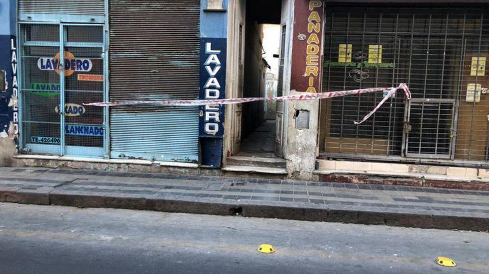 Violencia en Córdoba: un joven fue apuñalado en el pecho