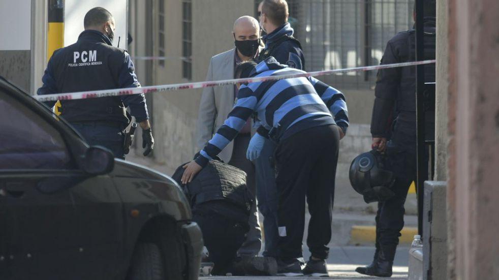 Dolor por la muerte de un policía mientras participaba de un operativo