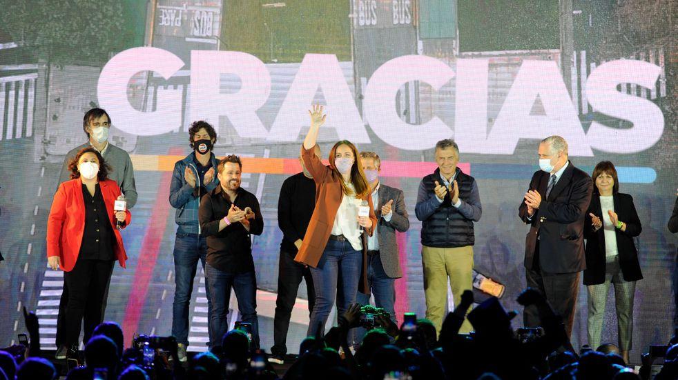 PASO 2021 en la Ciudad de Buenos Aires: ganó María Eugenia Vidal y Santoro quedó segundo