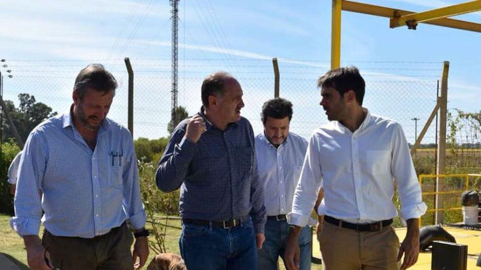 La última etapa de la obra hídrica en La Emilia contempla un muro adicional
