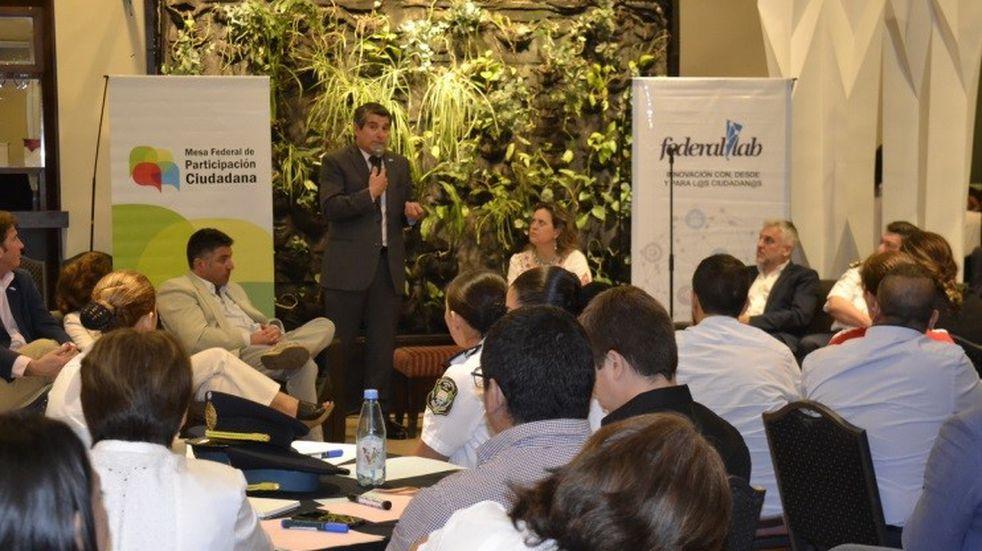 Se realizó en Tucumán la Mesa federal de Participación Ciudadana
