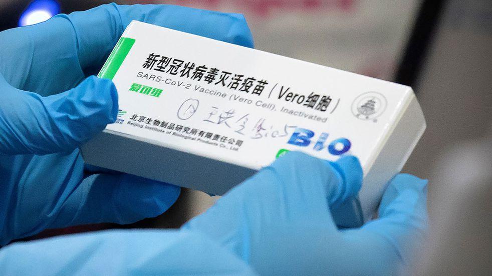 Vacunación: Tucumán recibió 57.600 nuevas dosis de Sinopharm