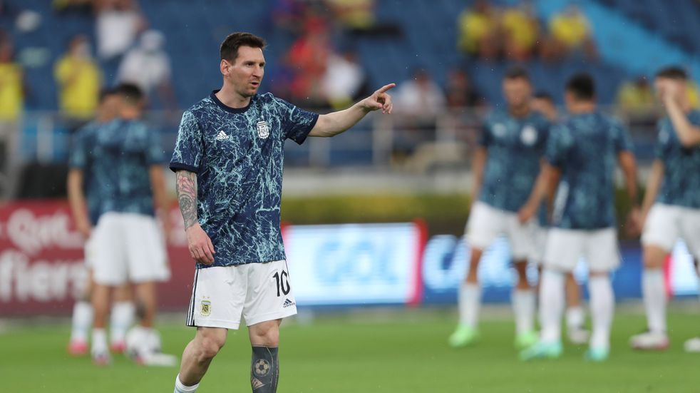 La Selección Argentina regresó al país y ya piensa en la Copa América