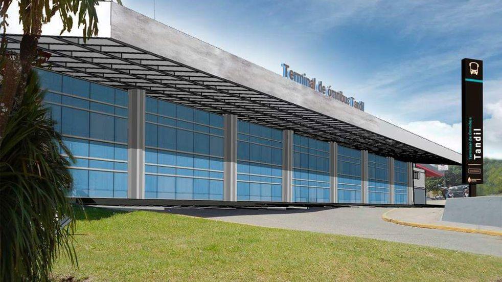 Invertirán 170 millones de pesos en la renovación de la terminal de colectivos de Tandil