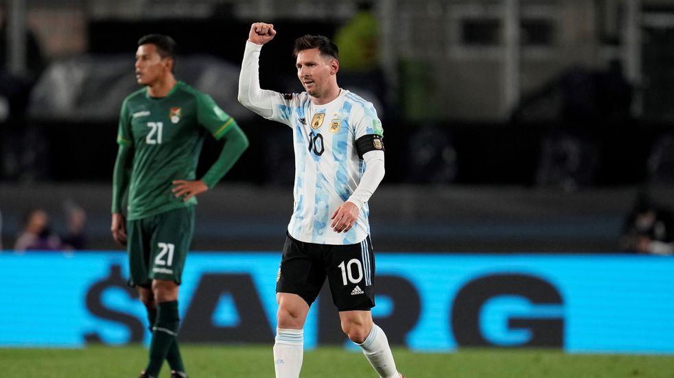 "Barcelona le dedicó una foto a Lionel Messi por superar el récord de Pelé: ""¡Grande, Leo!"""