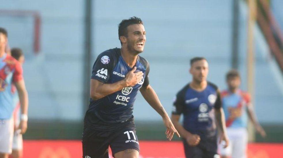 """Guilherme Parede: """"Tengo contrato con Talleres hasta 2023"""""""