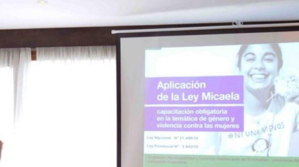 Ley Micaela: avanza el programa de capacitación para personal municipal