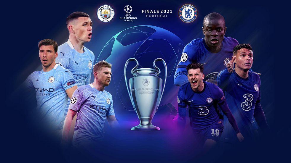 Champions League: Manchester City y Chelsea, los nuevos ricos del fútbol europeo