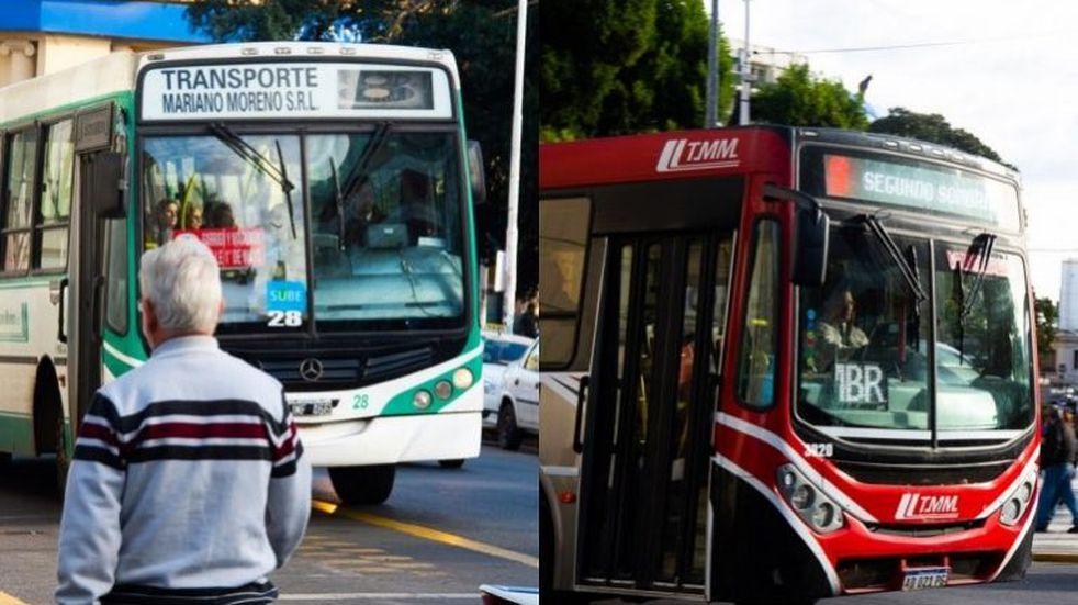 Implementan un nuevo recorrido de la Línea 8 del colectivo en Paraná