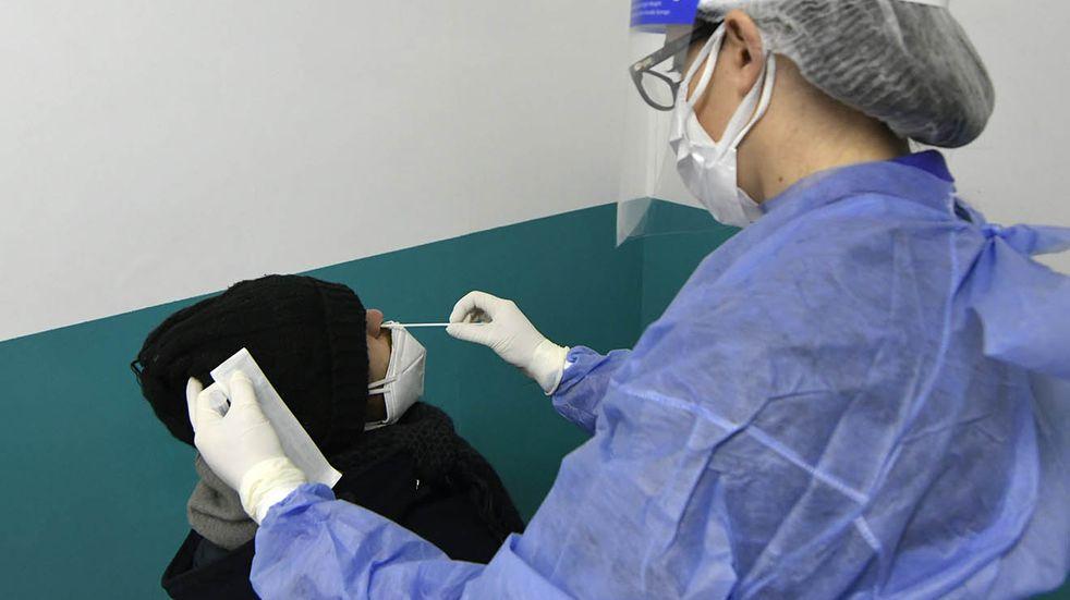 Coronavirus en Rafaela: la meseta está muy cerca del alerta