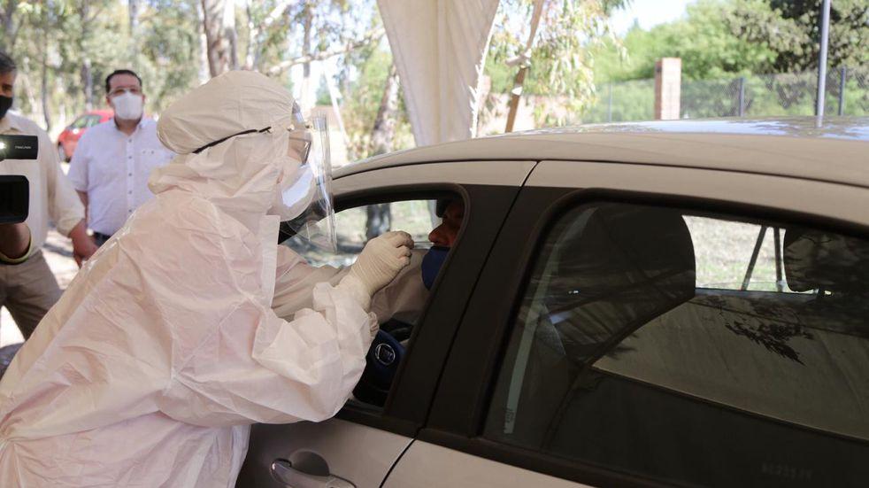 Coronavirus en el sur mendocino: leve disminución de casos