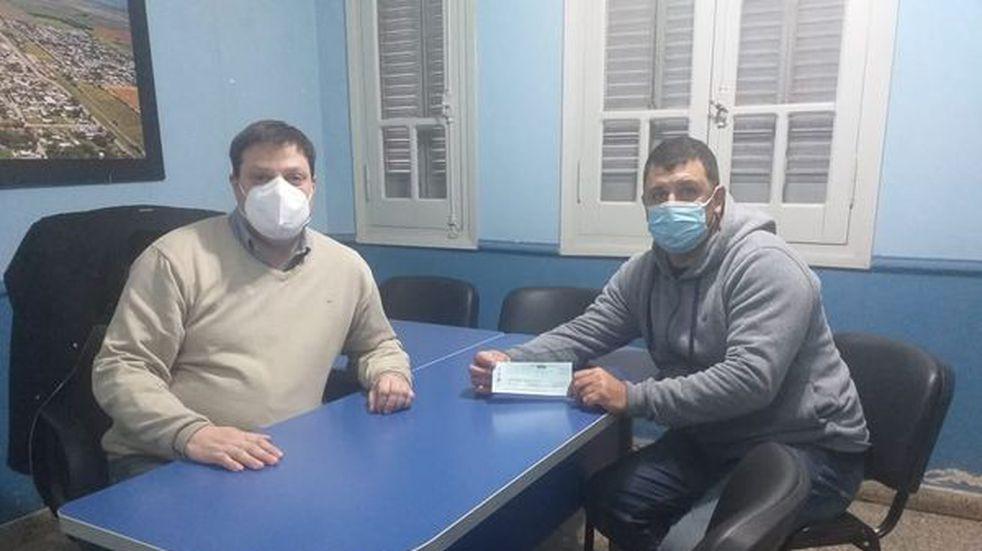 La Comuna de Zavalla otorgó subsidios para tres instituciones