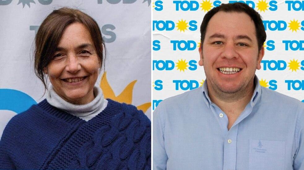Laurini y Cartolano, la disputa en el Frente de Todos