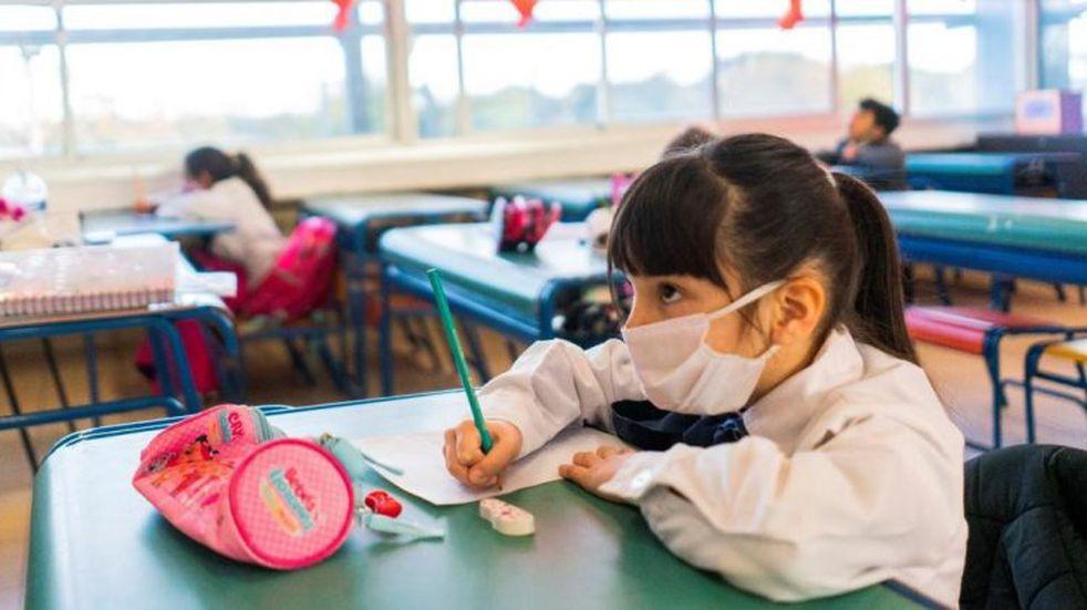 Este miércoles vuelven las clases presenciales en las escuelas de los parajes rionegrinos