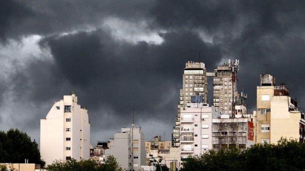Rige un alerta por tormentas fuertes en Buenos Aires, Córdoba, Entre Ríos y Santa Fe