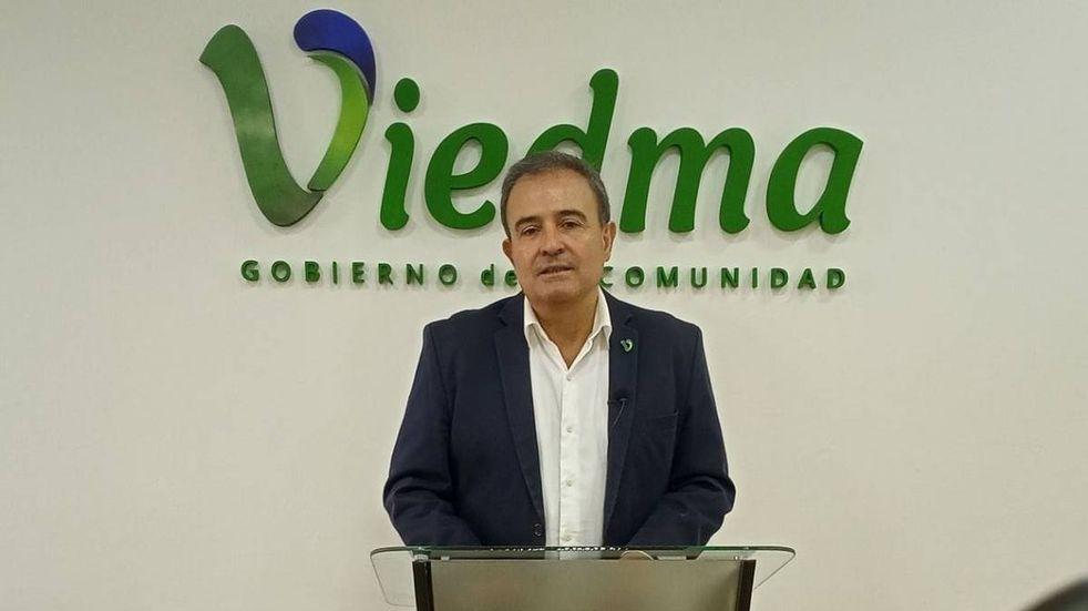 Pedro Pesatti recomendó quedarse en Viedma para ver por completo el eclipso solar