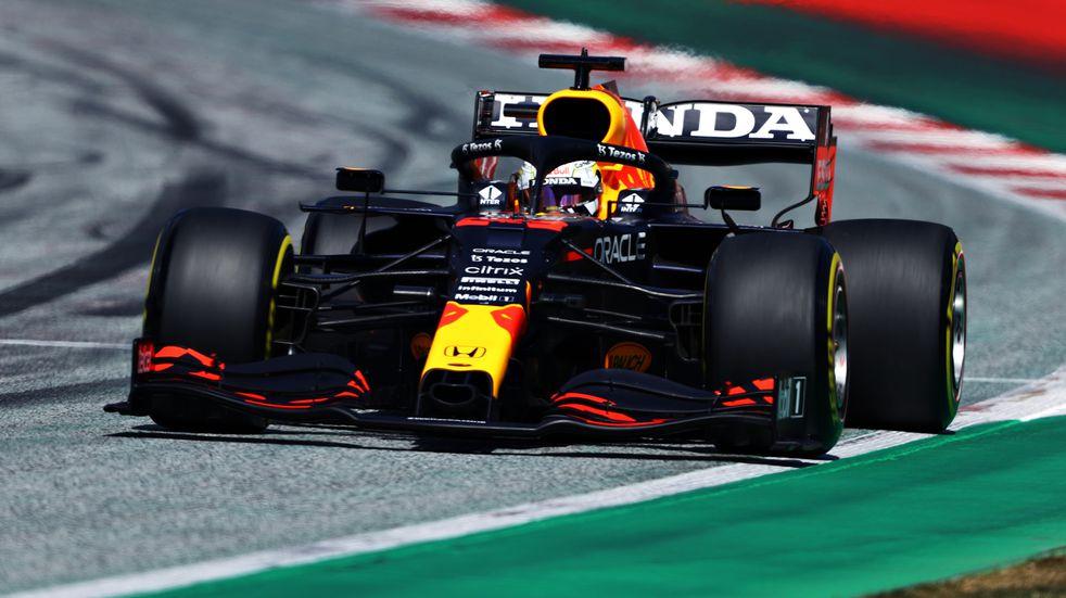 """F1: Verstappen, autor de la pole en Austria, """"ahora debemos completar el trabajo"""""""