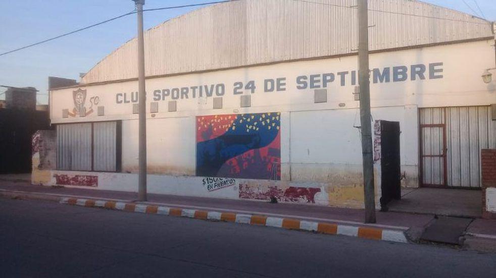 El club Sportivo 24 de Septiembre realizará este sábado su histórica asamblea