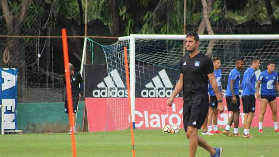 Javier Klimowicz habló del rival de Talleres y del futuro de Mateo en la Selección