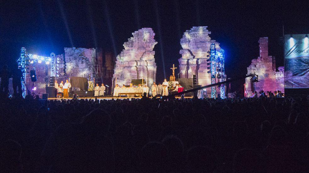 San Ignacio: la tradicional Misa Popular de las Misiones será televisada