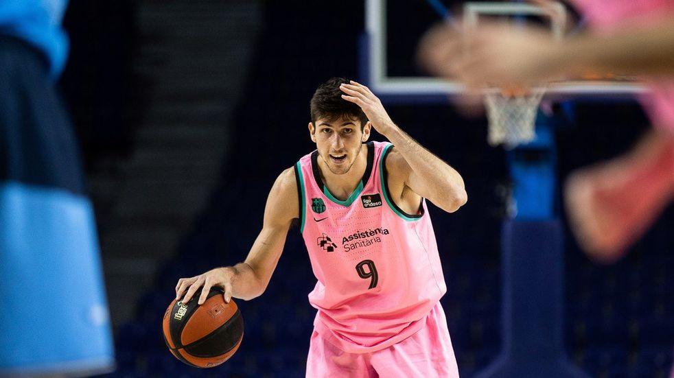 Leandro Bolmaro desde Las Varillas a la NBA