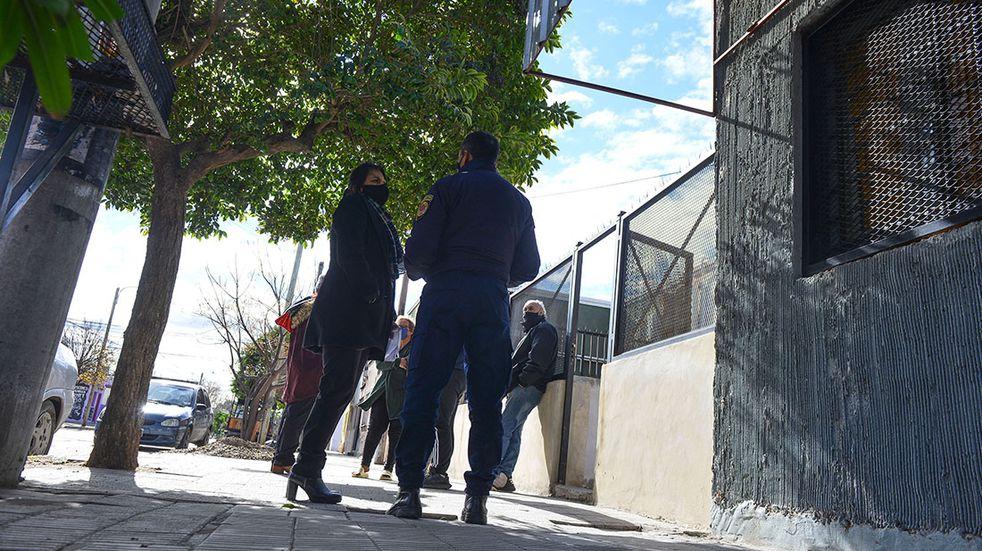 """Detuvieron a un """"taxi boy"""" por el crimen en barrio Müller"""