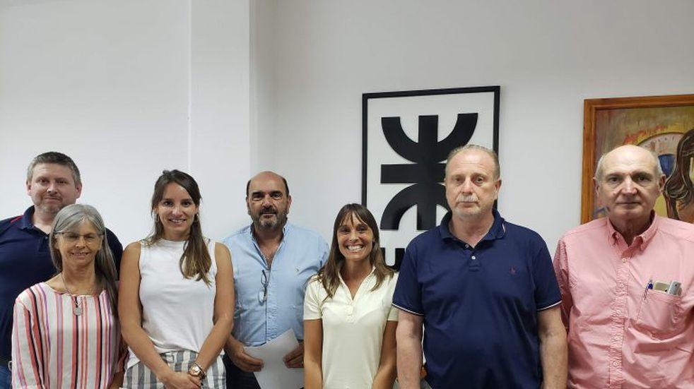 Construcción sustentable, el objetivo de la UTN Rafaela y el Municipio