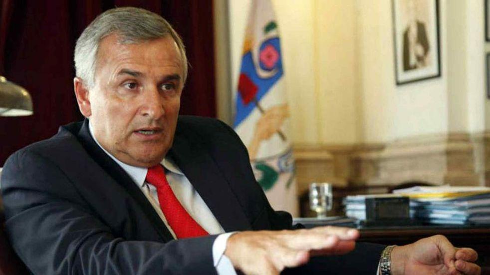 Morales quiere una gran interna nacional de la UCR para elegir su precandidato presidencial
