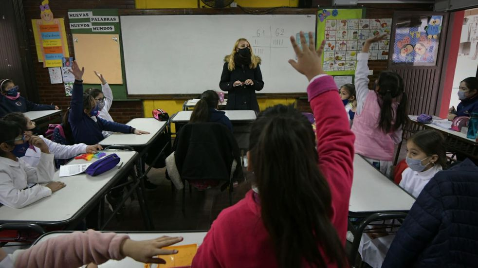 Algunas escuelas de Las Heras no vuelven a clases presenciales por daños en infraestructura.