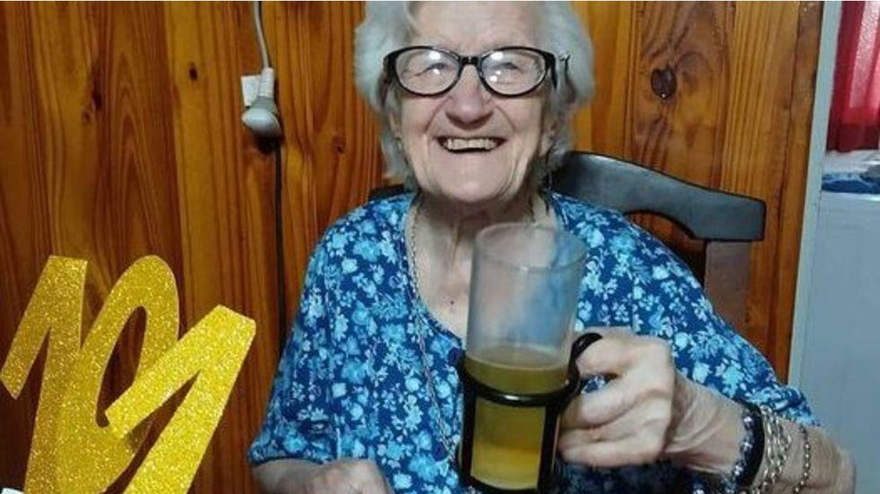 Huinca Renancó: La Dota brinda con cerveza por sus 101