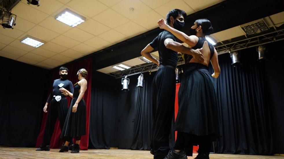 Las Heras ya tiene su nuevo elenco del Ballet Estable Municipal