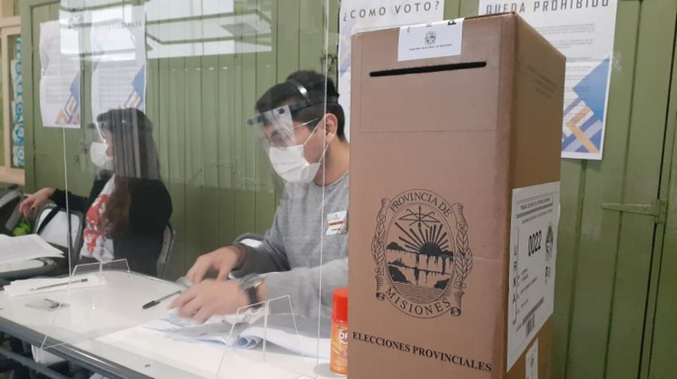 Trámite para evitar la multa por no ir a votar