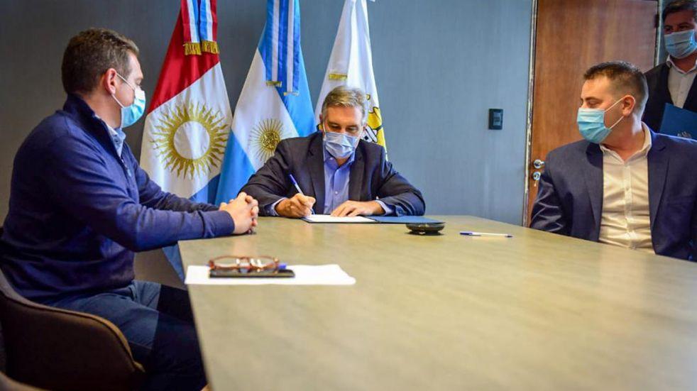 La Municipalidad de Córdoba trabaja junto a Nación para fortalecer el trabajo en adicciones
