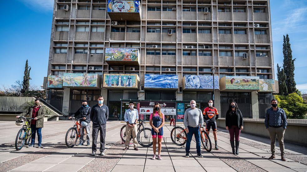 La Ciudad celebra el Día Mundial de la Bicicleta