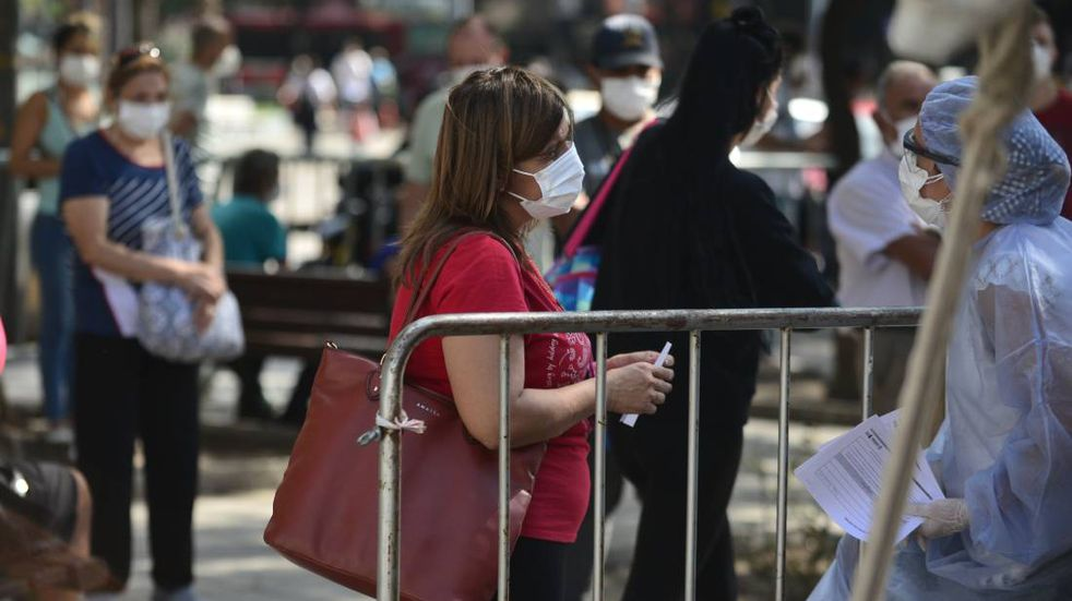 Coronavirus en Córdoba: notificaron 16 fallecimientos y 1.311 nuevos casos