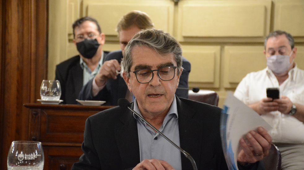 """Traferri dijo que la Justicia """"sabía de los puertos secos y nunca hizo nada"""""""