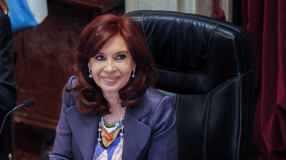 Cristina Fernandez de Kirchner. Foto: Federico Lopez Claro