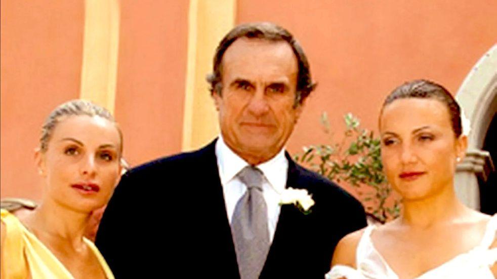 """""""Sólo amor"""", expresaron las hijas de Carlos Reutemann en una foto con su padre"""