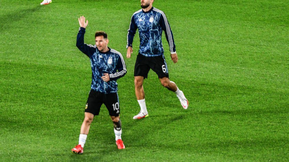 La Selección Argentina volverá a jugar en el Monumental con hinchas.