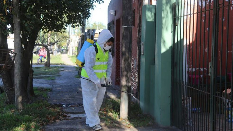 Se sumaron 206 casos de coronavirus en La Plata