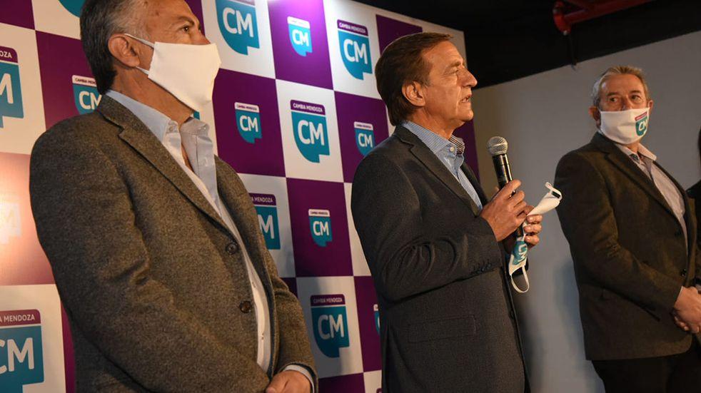 La precandidatura de Rodolfo Suarez a senador nacional fue avalada por la Corte Suprema de la Nación