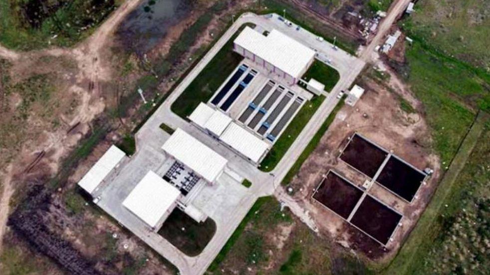 Horror: fue encontrado un feto en la Estación Depuradora de Aguas Residuales