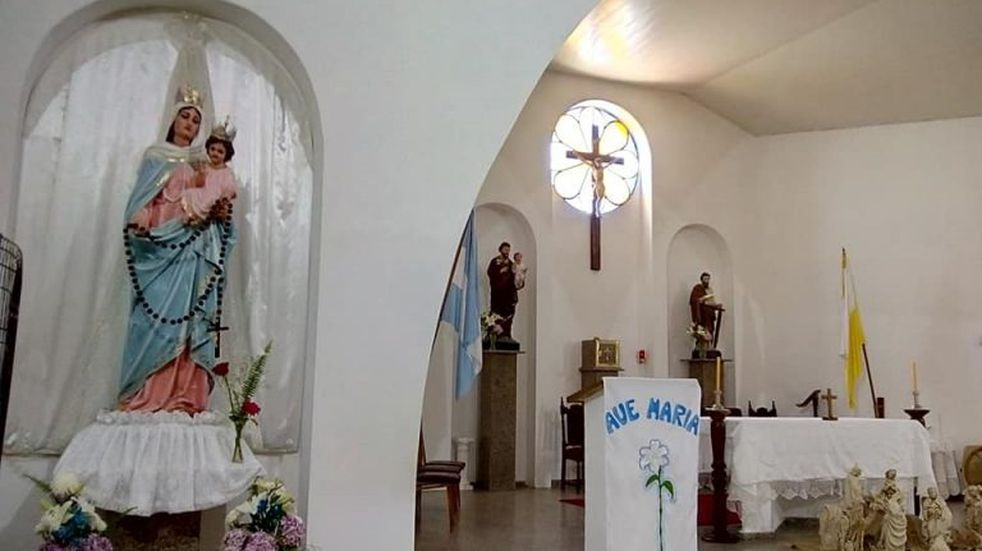 Santuario Virgen del Rosario de Punta Alta