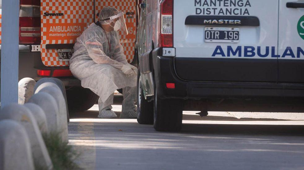 Coronavirus en Mendoza: reportaron 670 nuevos casos y 22 muertes este lunes
