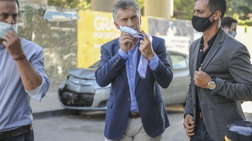 Clases presenciales: Mauricio Macri criticó con dureza a Axel Kicillof y a los gremios
